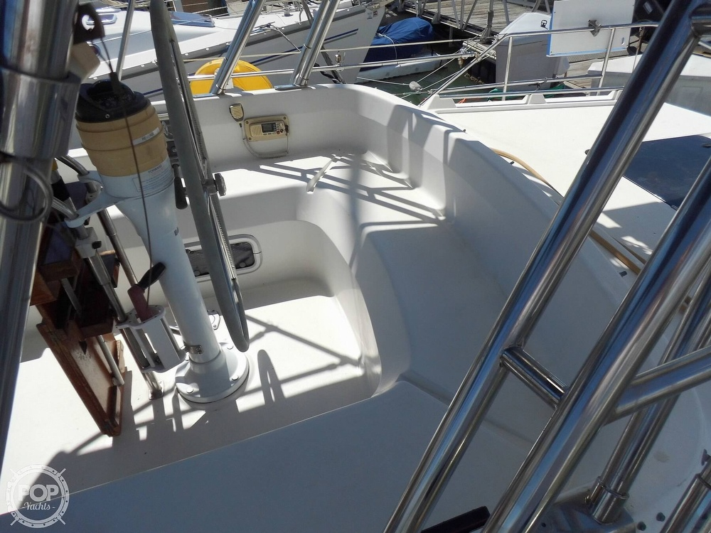 1997 Hunter boat for sale, model of the boat is Passage 42 & Image # 22 of 40