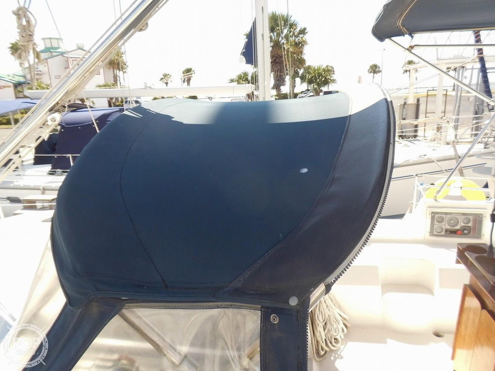 1997 Hunter boat for sale, model of the boat is Passage 42 & Image # 24 of 40
