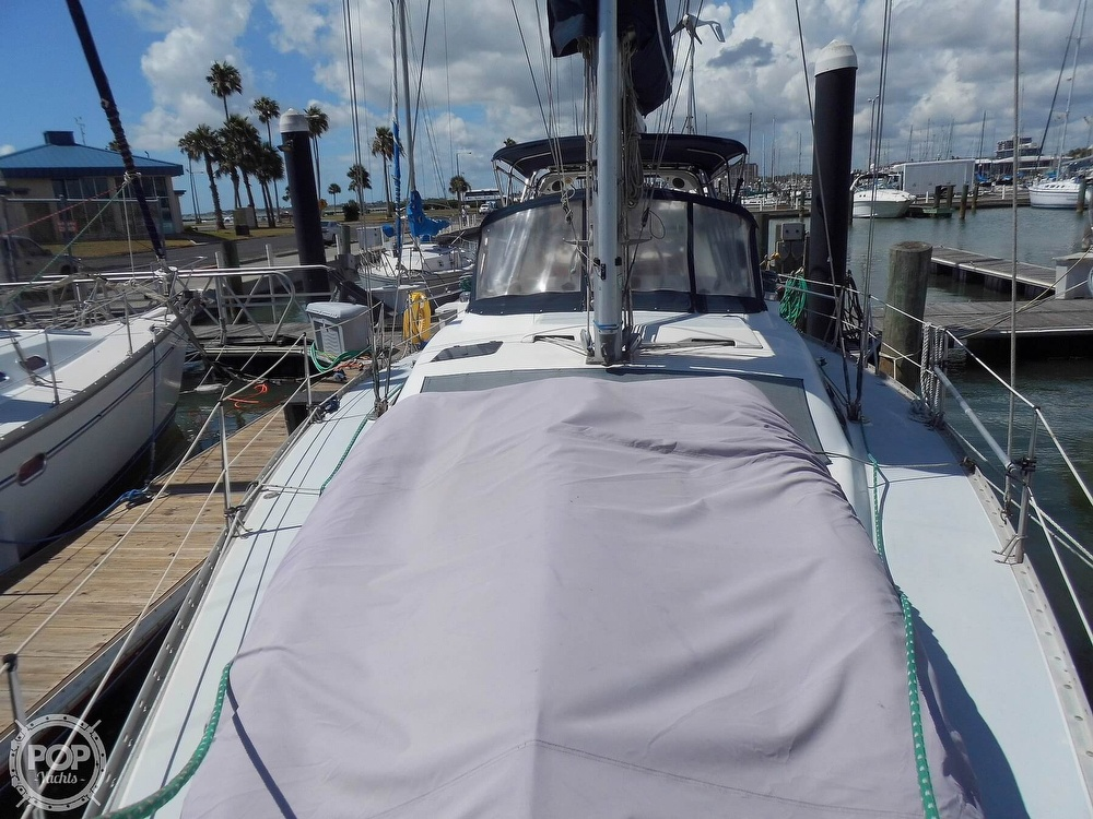 1997 Hunter boat for sale, model of the boat is Passage 42 & Image # 34 of 40