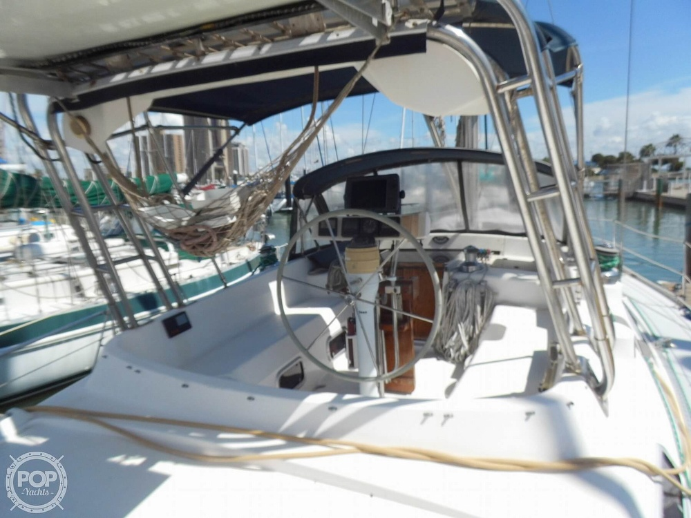 1997 Hunter boat for sale, model of the boat is Passage 42 & Image # 31 of 40