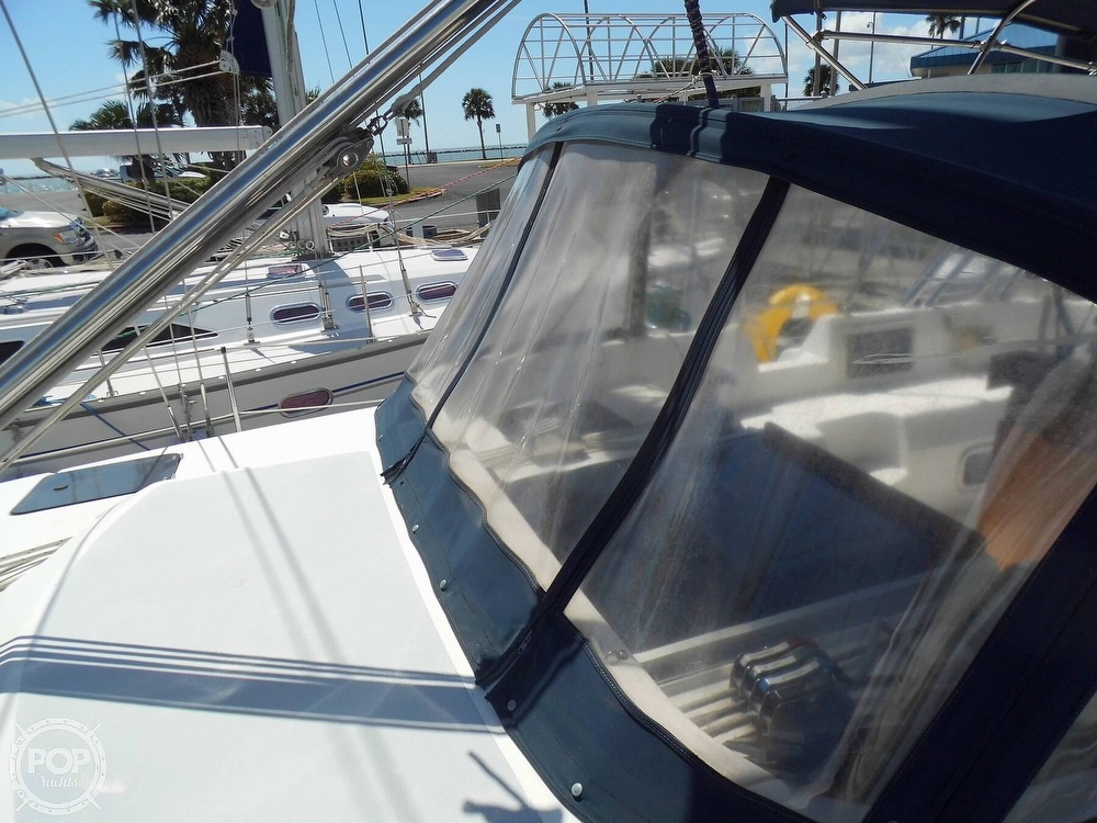 1997 Hunter boat for sale, model of the boat is Passage 42 & Image # 32 of 40