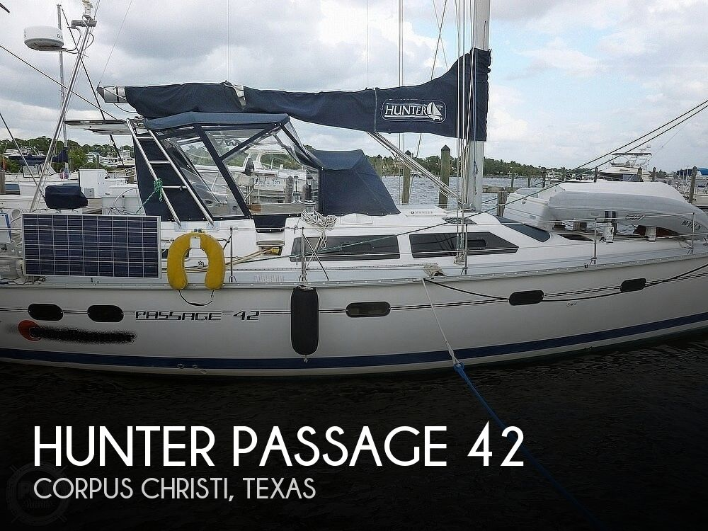 1997 Hunter boat for sale, model of the boat is Passage 42 & Image # 1 of 40