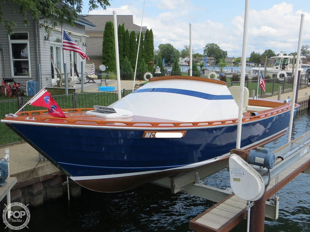 1966 Chris-craft Cavalier Cutlass 22