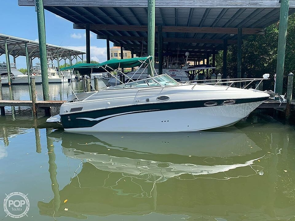 2002 Crownline boat for sale, model of the boat is 262 CR & Image # 25 of 40