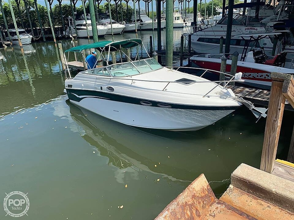 2002 Crownline boat for sale, model of the boat is 262 CR & Image # 27 of 40