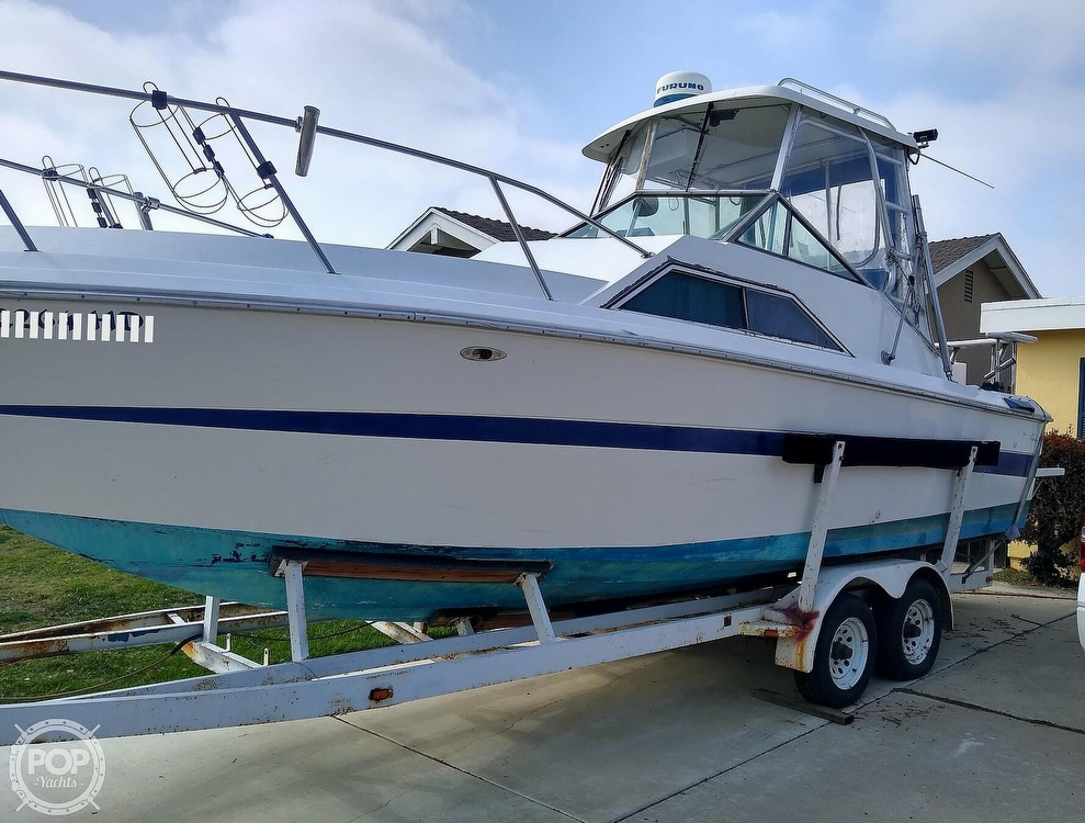 1982 Chris Craft boat for sale, model of the boat is Scorpion 264 & Image # 30 of 40
