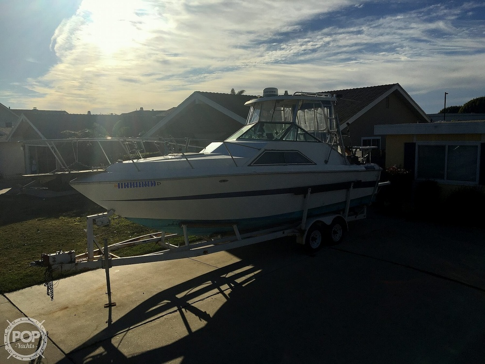 1982 Chris Craft boat for sale, model of the boat is Scorpion 264 & Image # 35 of 40