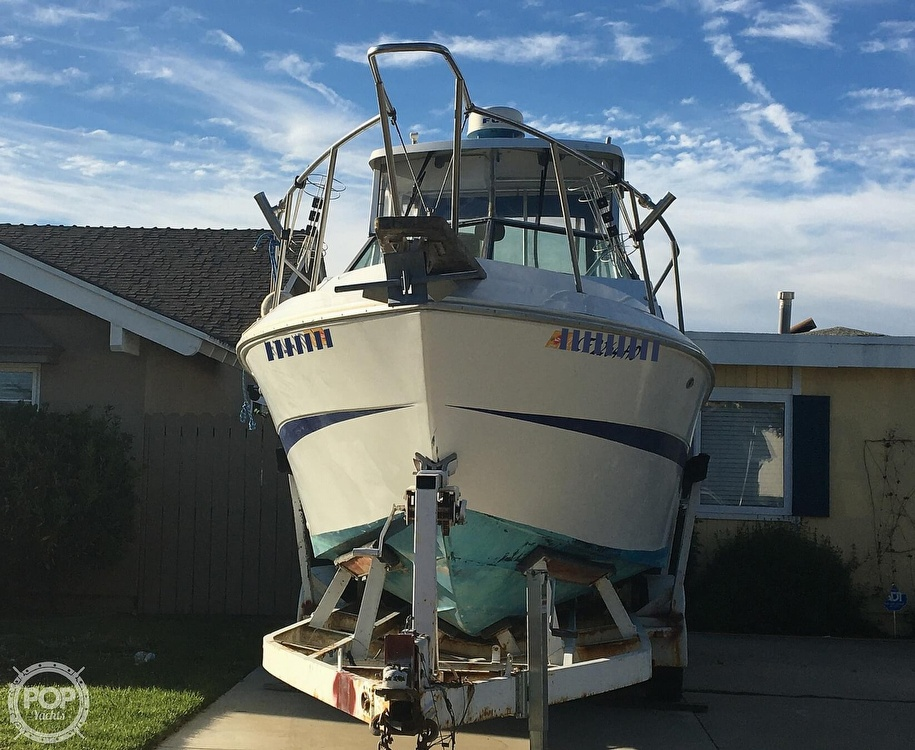 1982 Chris Craft boat for sale, model of the boat is Scorpion 264 & Image # 36 of 40
