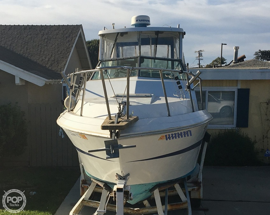 1982 Chris Craft boat for sale, model of the boat is Scorpion 264 & Image # 2 of 40