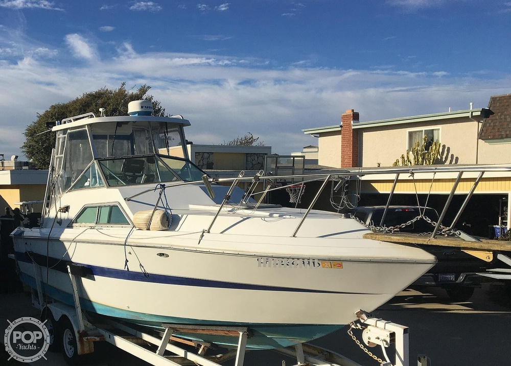 1982 Chris Craft boat for sale, model of the boat is Scorpion 264 & Image # 5 of 40