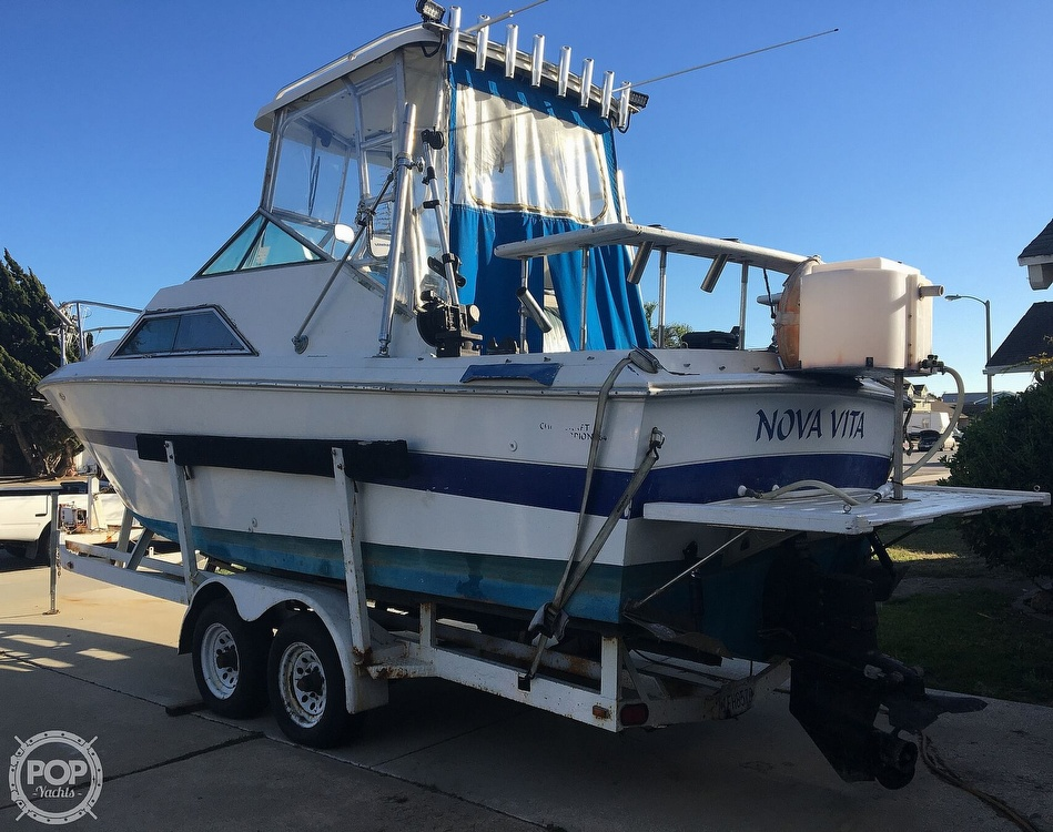 1982 Chris Craft boat for sale, model of the boat is Scorpion 264 & Image # 40 of 40