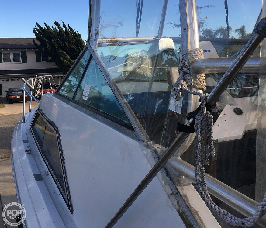 1982 Chris Craft boat for sale, model of the boat is Scorpion 264 & Image # 22 of 40