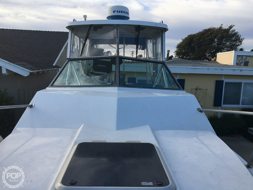 1982 Chris Craft boat for sale, model of the boat is Scorpion 264 & Image # 25 of 40