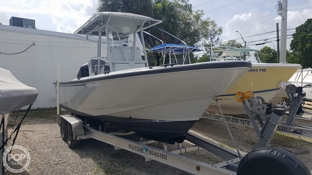 2018 Boston Whaler boat for sale, model of the boat is Justice 24 & Image # 1 of 1