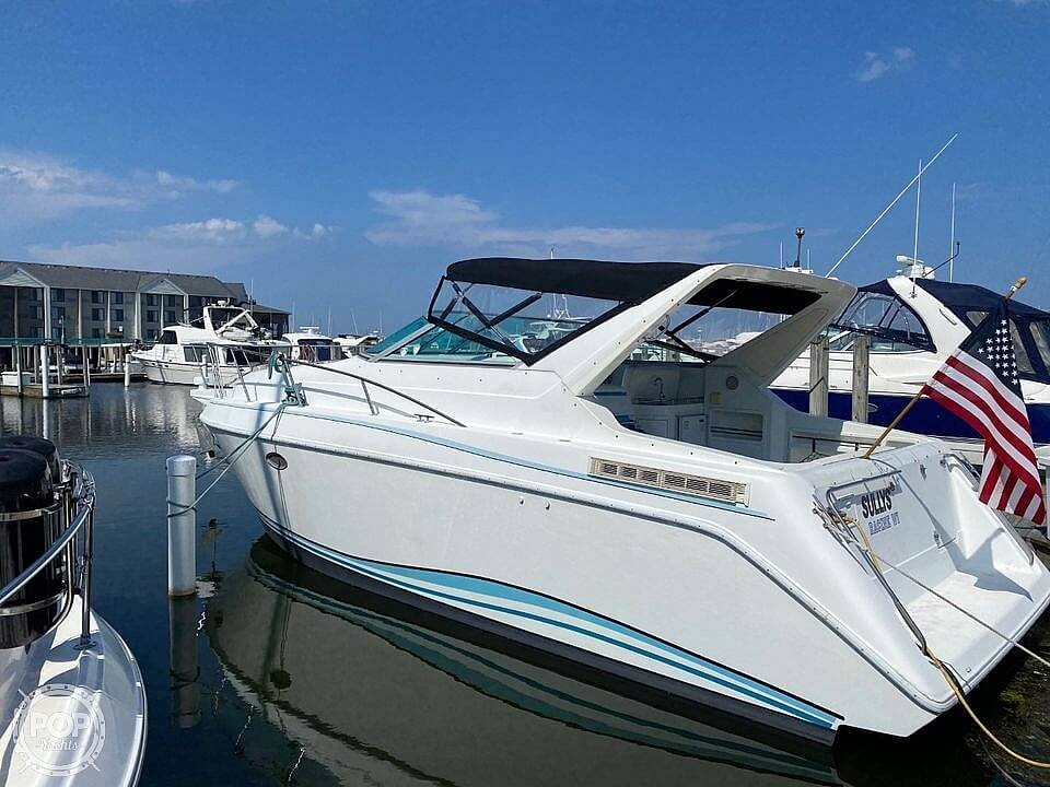 1994 Baja boat for sale, model of the boat is 340 Express Cruiser & Image # 4 of 35