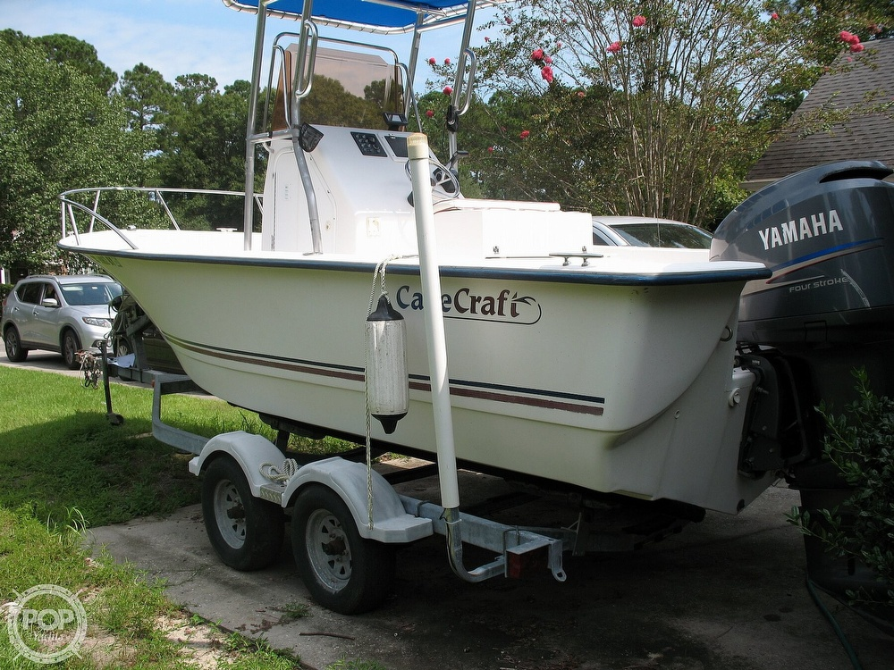2007 Cape Craft boat for sale, model of the boat is 2200 & Image # 2 of 41