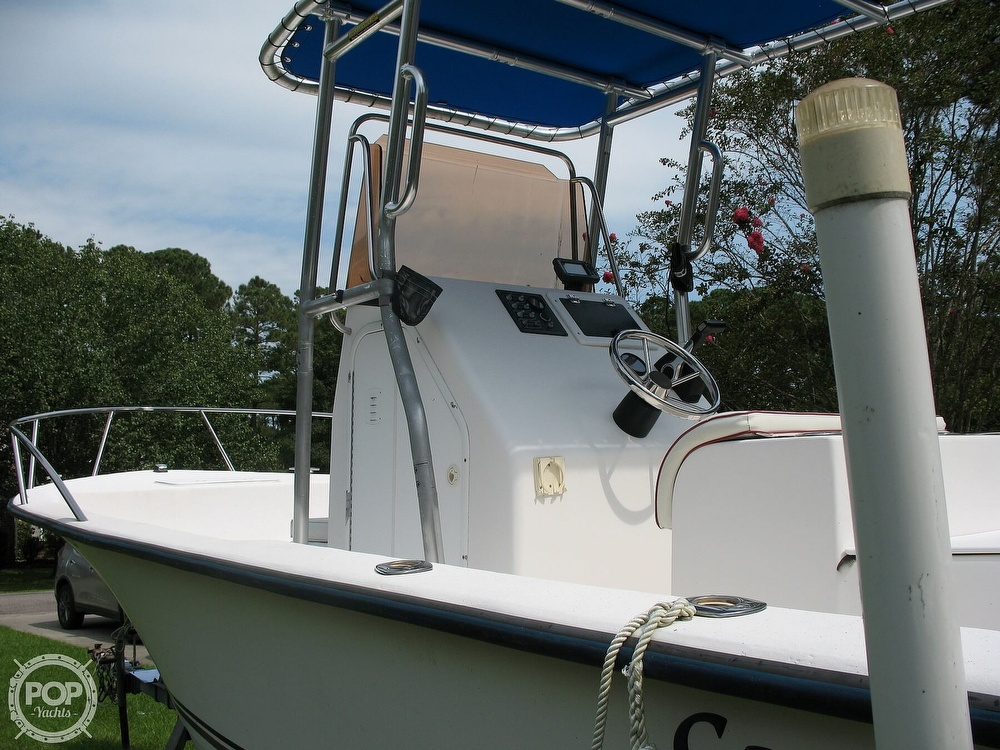 2007 Cape Craft boat for sale, model of the boat is 2200 & Image # 18 of 41