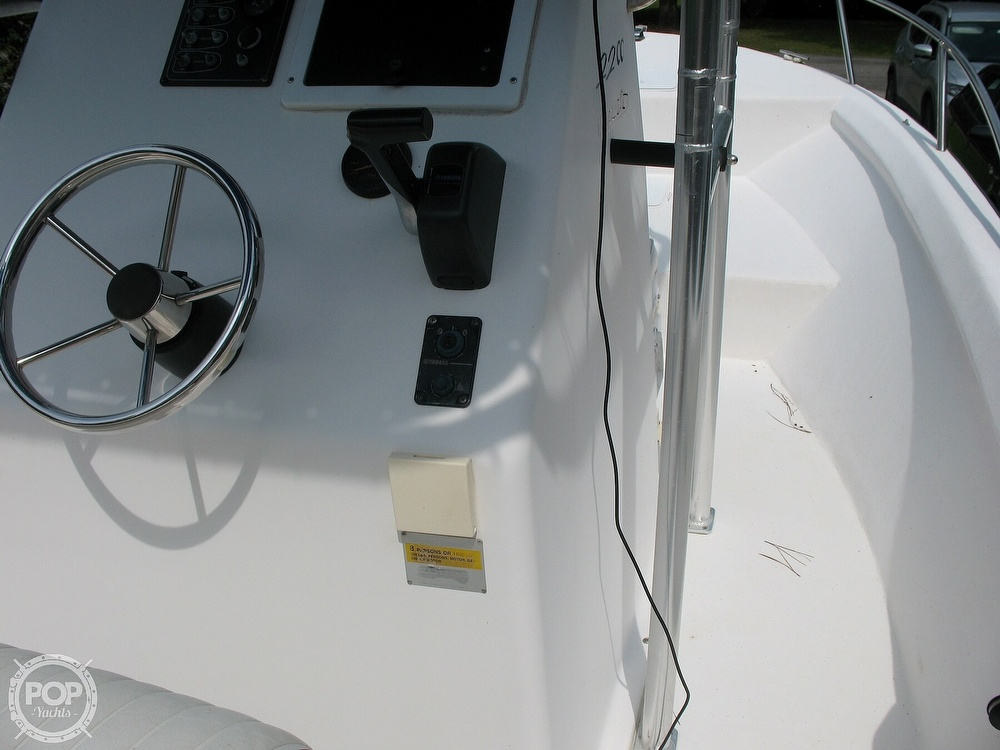 2007 Cape Craft boat for sale, model of the boat is 2200 & Image # 38 of 41