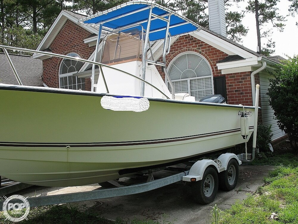 2007 Cape Craft boat for sale, model of the boat is 2200 & Image # 40 of 41