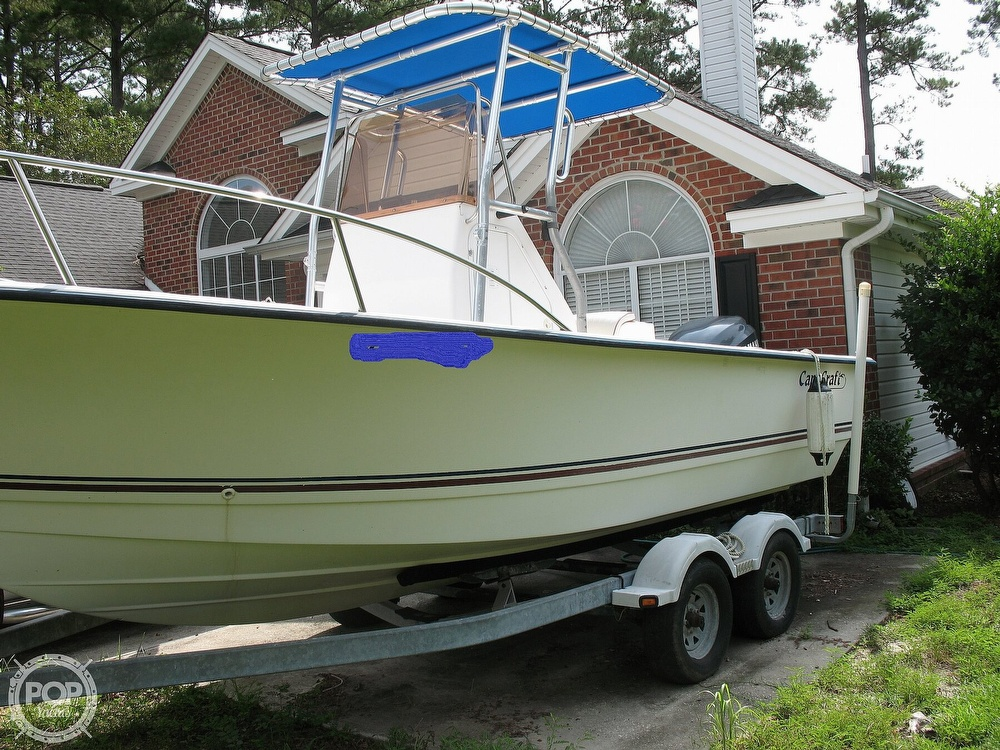 2007 Cape Craft boat for sale, model of the boat is 2200 & Image # 29 of 31