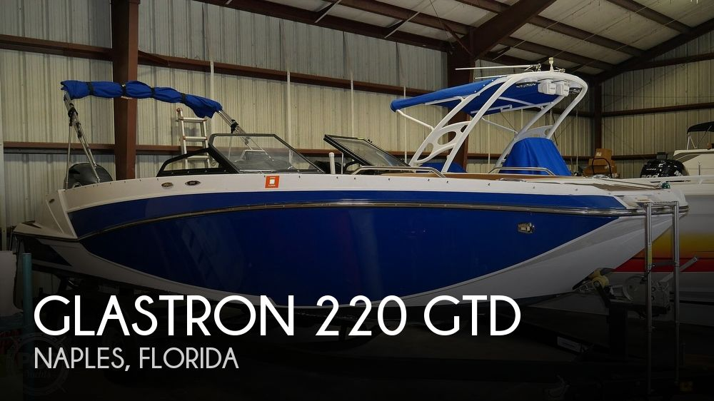 2019 Glastron boat for sale, model of the boat is 220 GTD & Image # 1 of 40