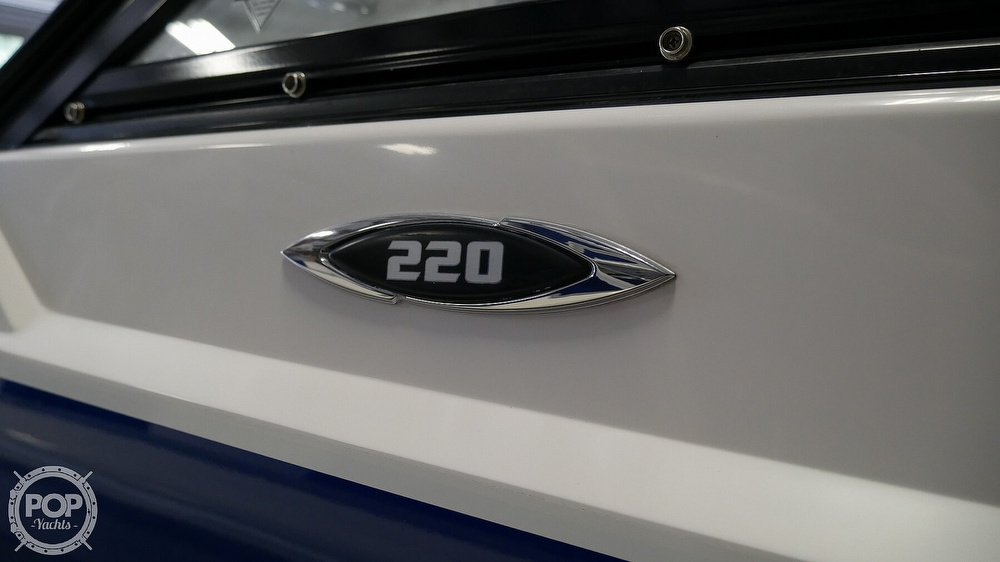 2019 Glastron boat for sale, model of the boat is 220 GTD & Image # 29 of 40