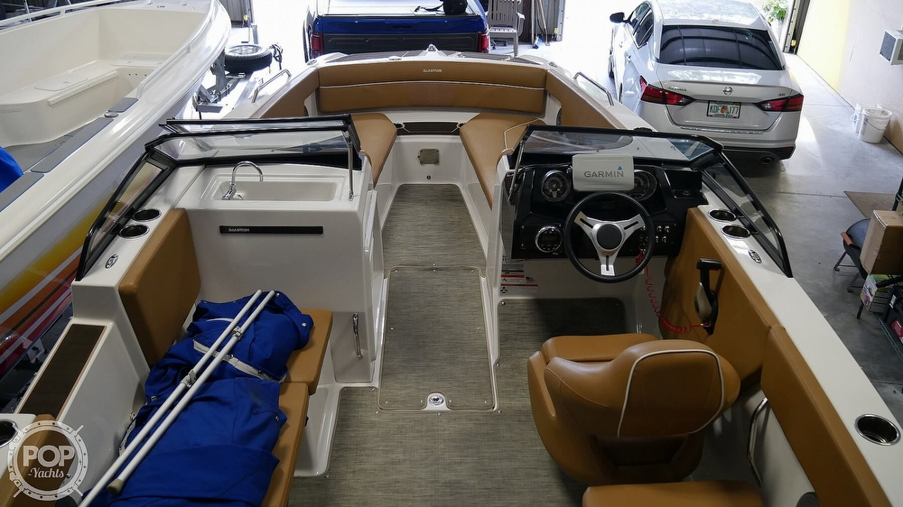 2019 Glastron boat for sale, model of the boat is 220 GTD & Image # 5 of 40