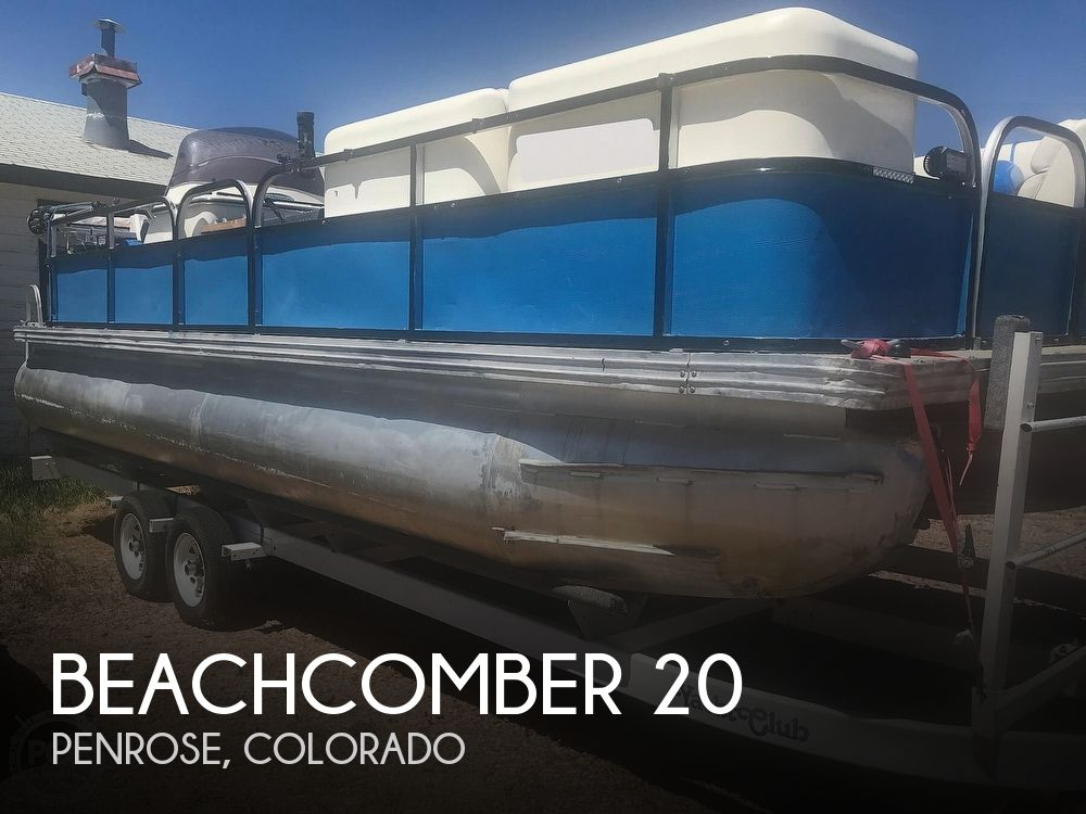 Used Beachcomber Boats For Sale by owner | 2008 Beachcomber 20 Cruise