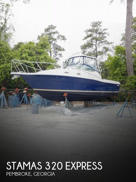 Used Stamas Boats For Sale by owner | 2005 Stamas 32 Express
