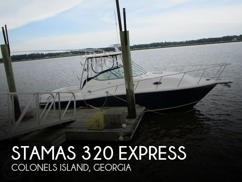 2005 STAMAS 320 EXPRESS for sale