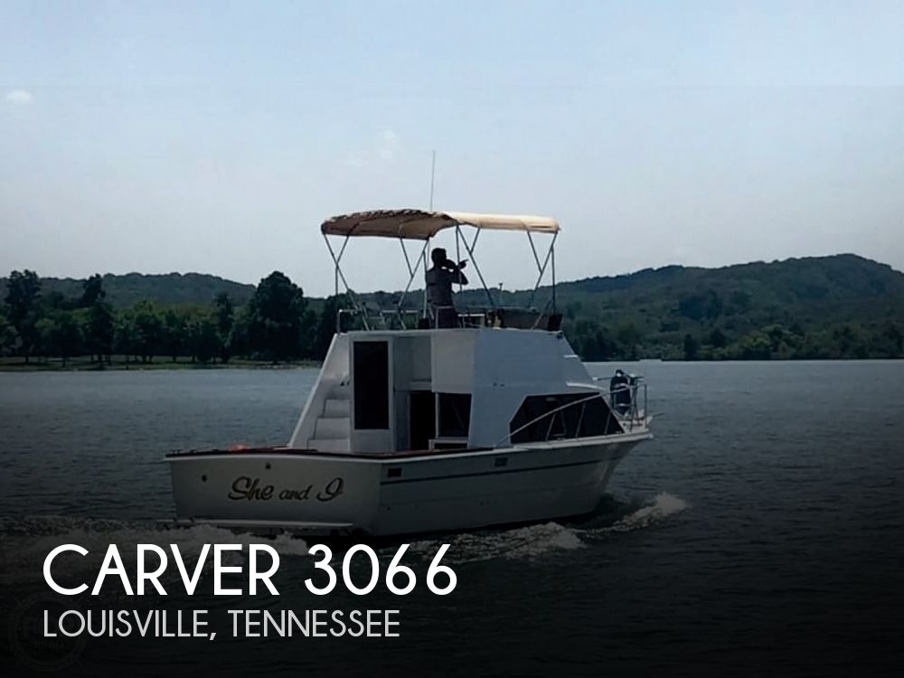 Used Carver 30 Boats For Sale by owner | 1979 Carver 3066