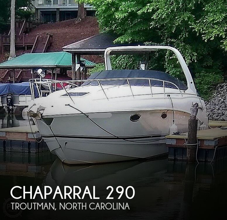 Used Chaparral 29 Boats For Sale by owner | 2005 Chaparral 290 Signature