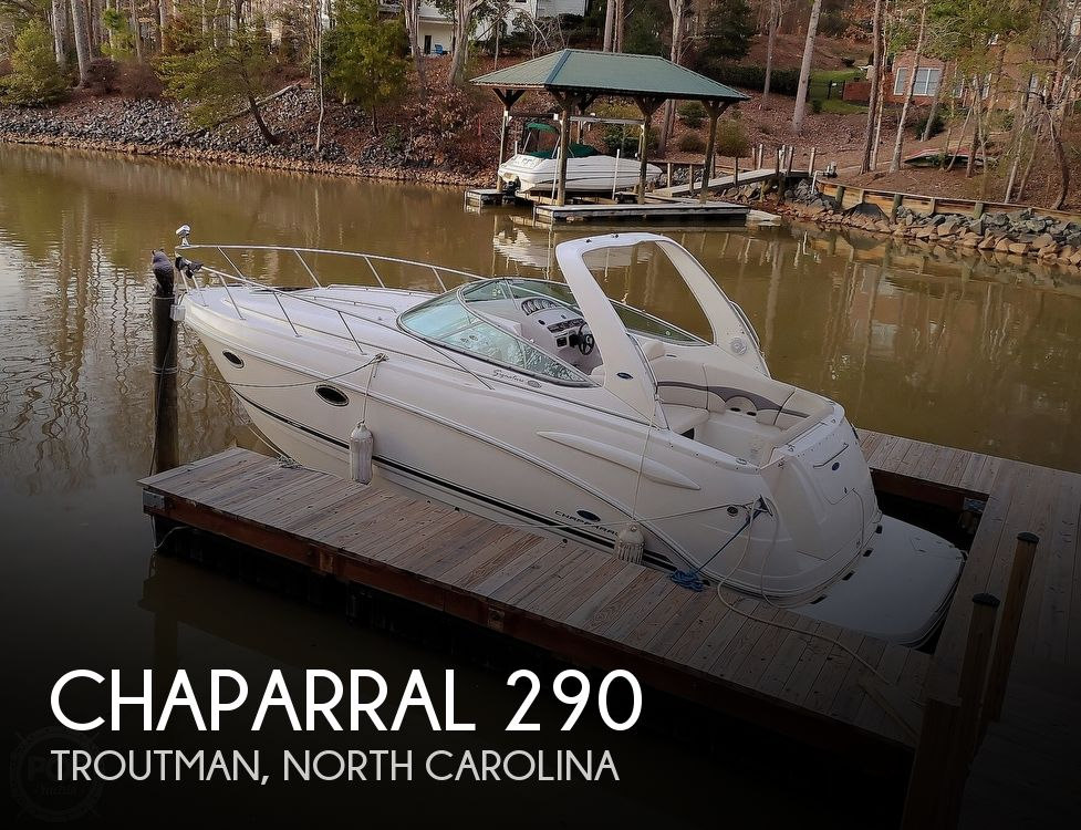 2005 Chaparral boat for sale, model of the boat is 290 Signature & Image # 1 of 40