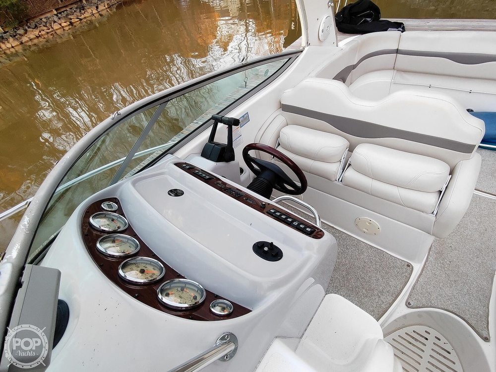 2005 Chaparral boat for sale, model of the boat is 290 Signature & Image # 31 of 40
