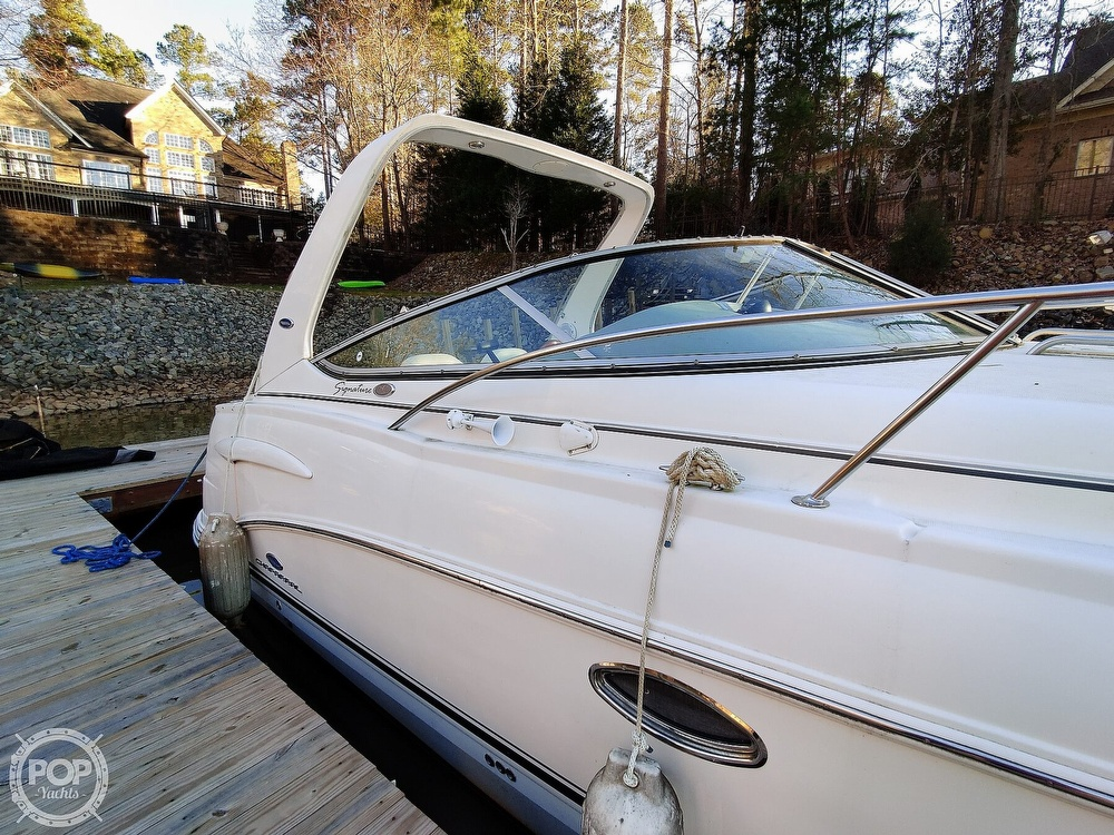 2005 Chaparral boat for sale, model of the boat is 290 Signature & Image # 32 of 40