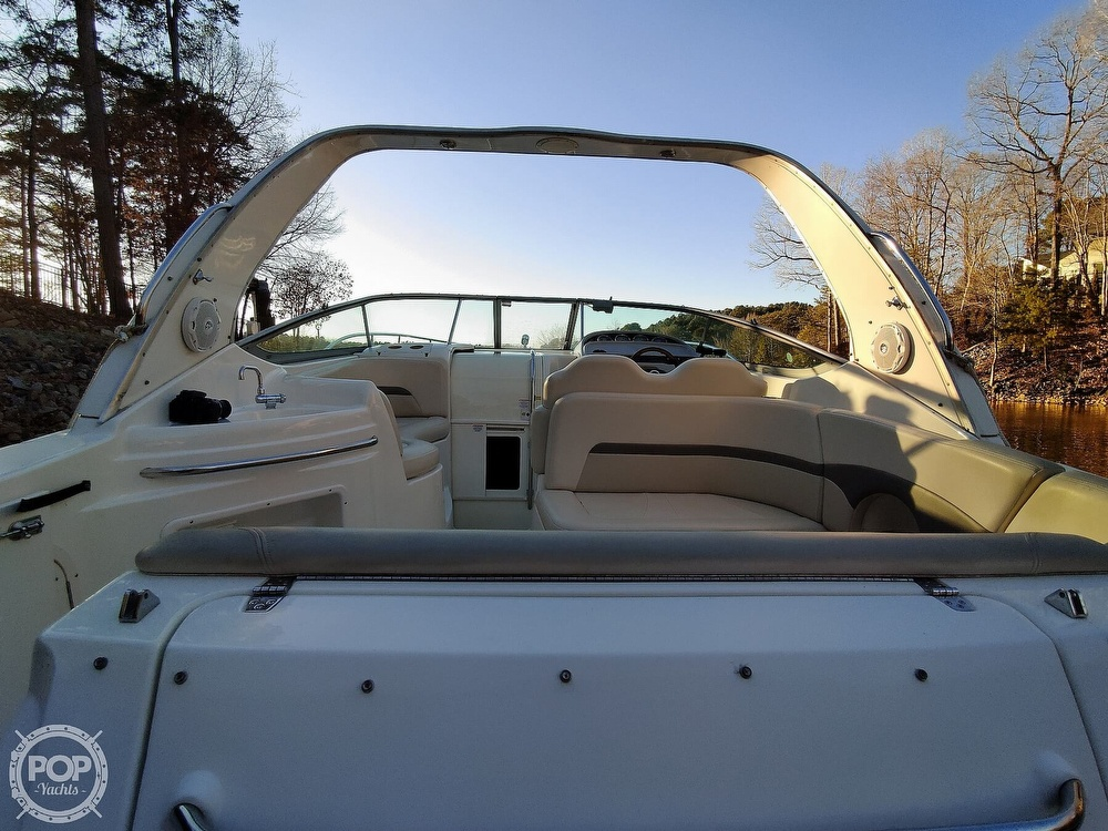 2005 Chaparral boat for sale, model of the boat is 290 Signature & Image # 37 of 40
