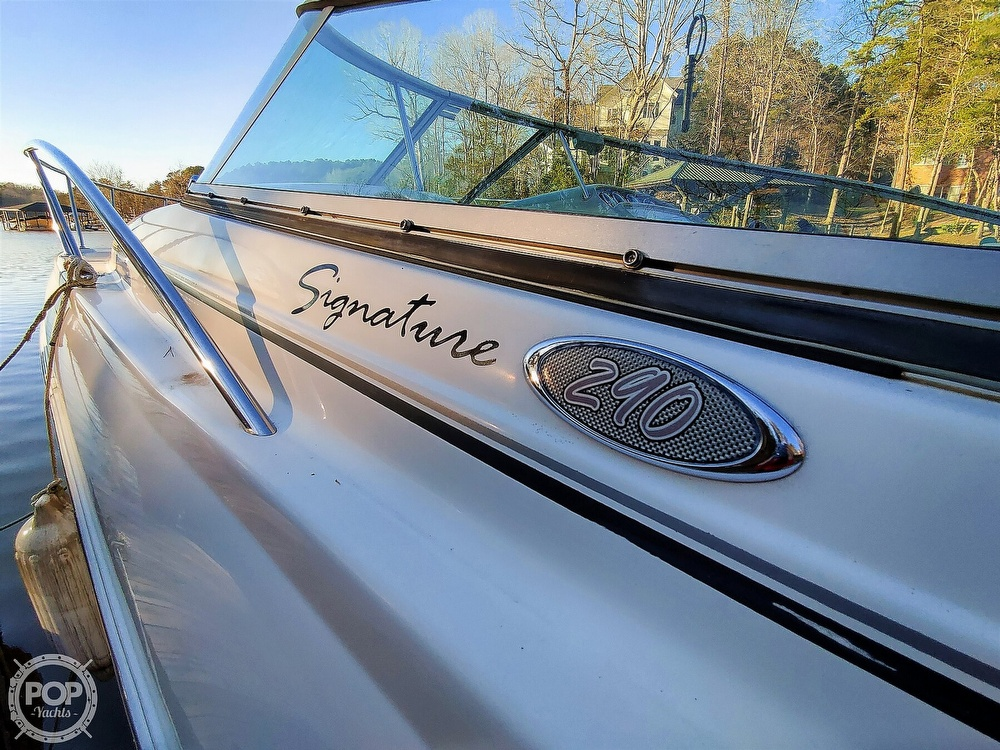 2005 Chaparral boat for sale, model of the boat is 290 Signature & Image # 2 of 40