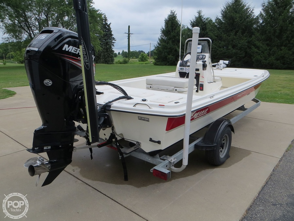 2017 Mako boat for sale, model of the boat is Pro Skiff 19 CC & Image # 2 of 40