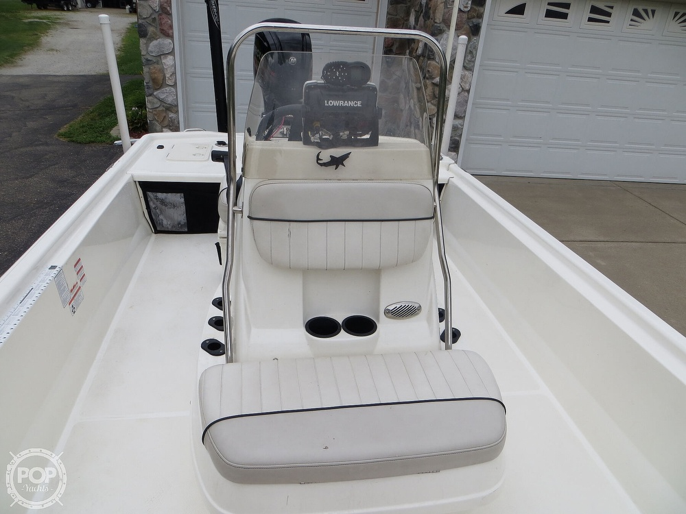 2017 Mako boat for sale, model of the boat is Pro Skiff 19 CC & Image # 6 of 40