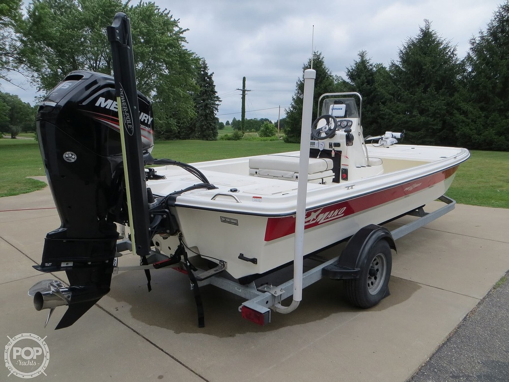 2017 Mako boat for sale, model of the boat is Pro Skiff 19 CC & Image # 15 of 40