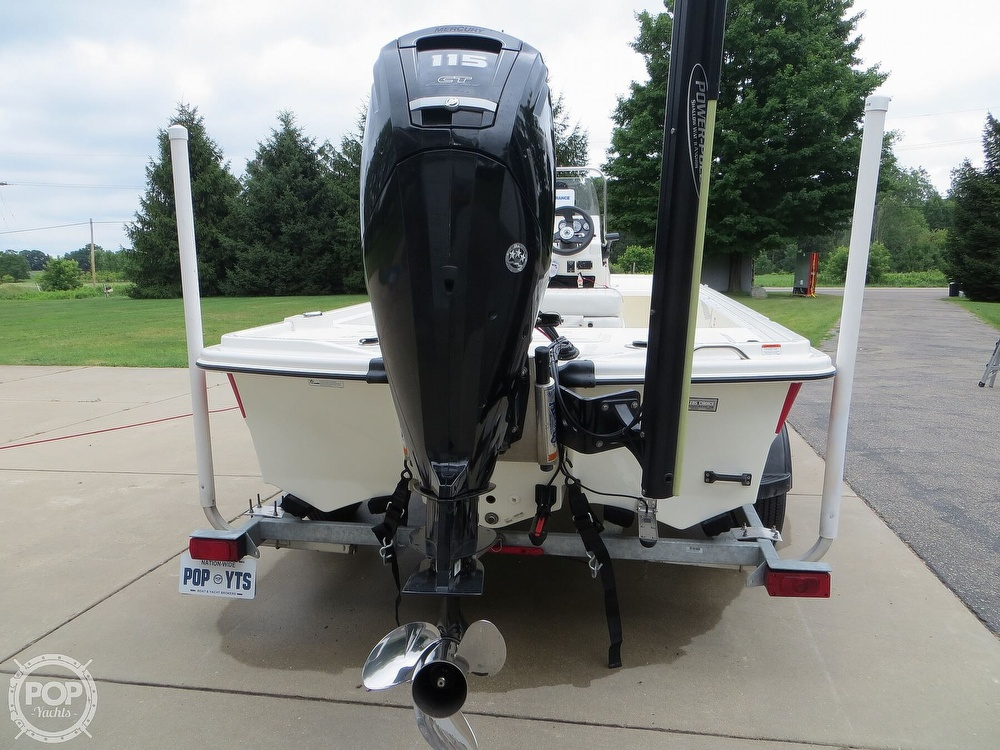 2017 Mako boat for sale, model of the boat is Pro Skiff 19 CC & Image # 16 of 40