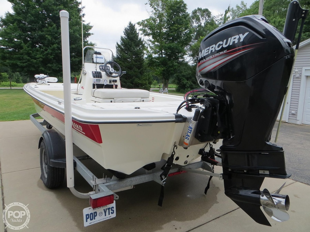 2017 Mako boat for sale, model of the boat is Pro Skiff 19 CC & Image # 17 of 40