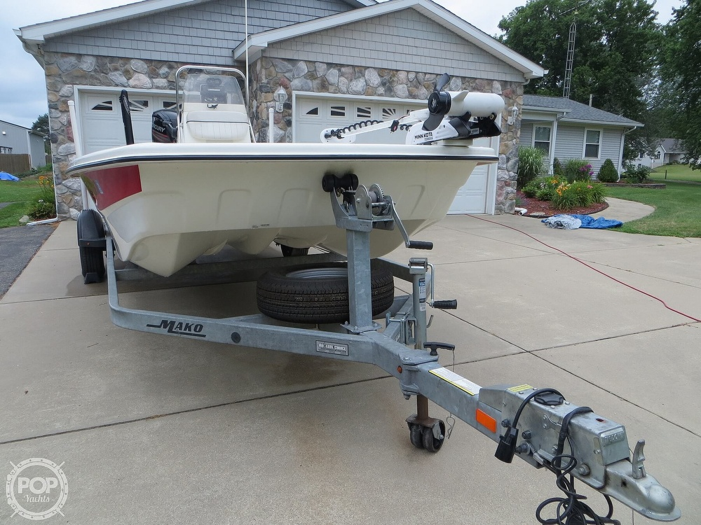 2017 Mako boat for sale, model of the boat is Pro Skiff 19 CC & Image # 18 of 40