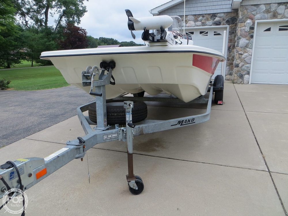 2017 Mako boat for sale, model of the boat is Pro Skiff 19 CC & Image # 19 of 40