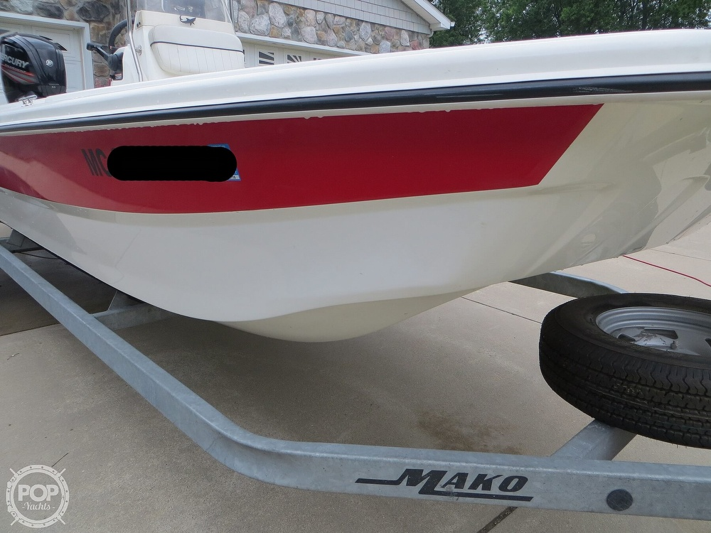2017 Mako boat for sale, model of the boat is Pro Skiff 19 CC & Image # 26 of 40