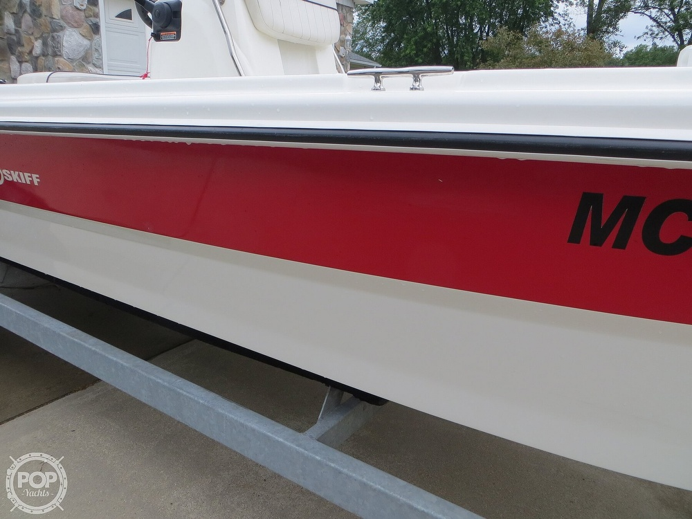 2017 Mako boat for sale, model of the boat is Pro Skiff 19 CC & Image # 27 of 40