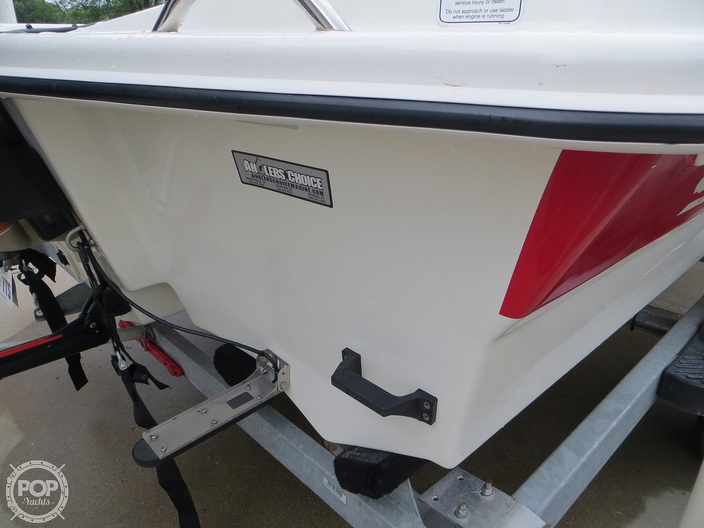 2017 Mako boat for sale, model of the boat is Pro Skiff 19 CC & Image # 30 of 40