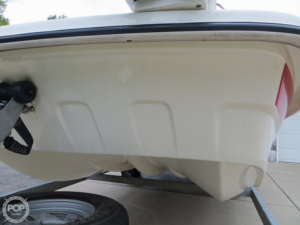 2017 Mako boat for sale, model of the boat is Pro Skiff 19 CC & Image # 32 of 40
