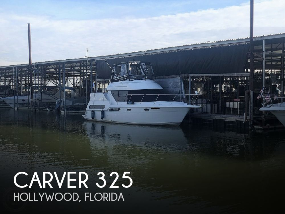 Used Carver 325 Boats For Sale by owner | 1996 Carver 325