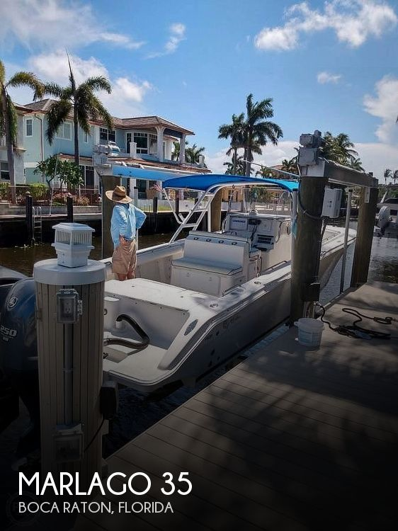 Used Marlago Boats For Sale by owner | 2002 Marlago 35